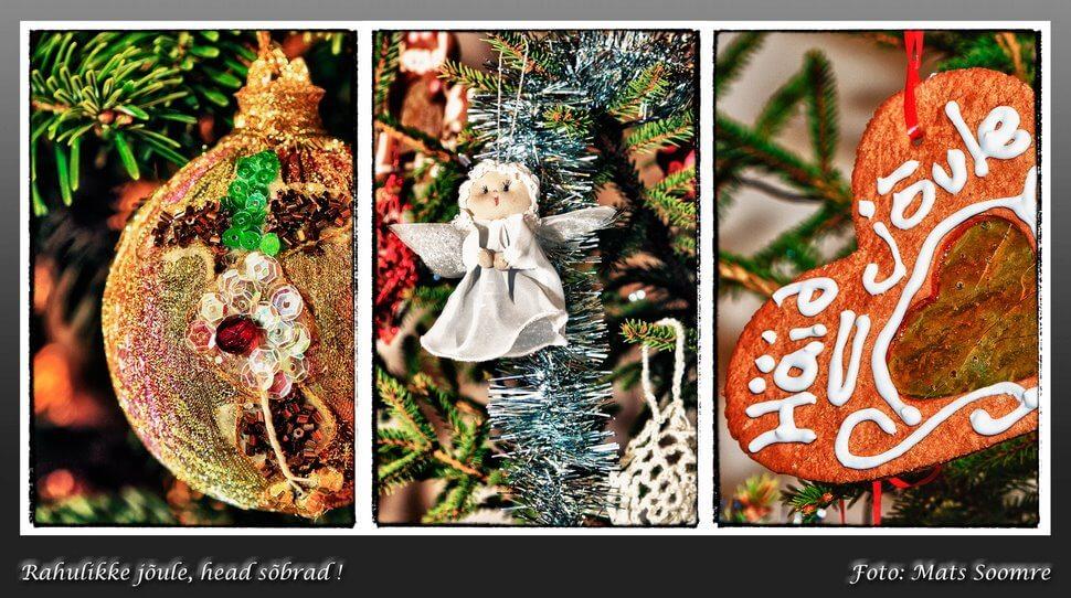 Jõulud, Jõulukaart Ja Jõulusoovid 2011