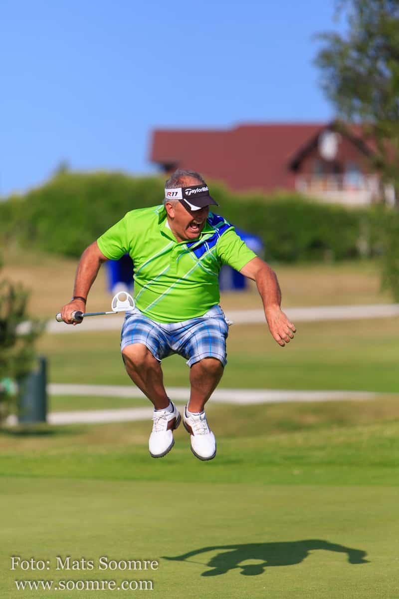Golf Moments By Mats Soomre
