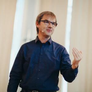 Juhtimiskoolitus: Mats Soomre ja Belbin Eesti