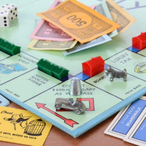 Monopoly From Parker Brothers